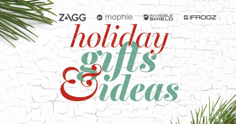 Holiday Gift Ideas from ZAGG Phone Repair